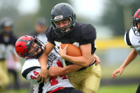 Gallery: Football Mount Baker @ Meridian